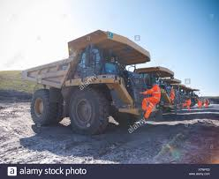 100 Dump Truck Drivers Driver Mine Stock Photos Driver Mine Stock