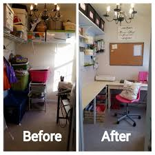My Craft Room Is The Size Of A Closet Well Literally It Was Walk