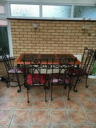 Cast Iron Dining Table And 4 Chairs | In Sileby, Leicestershire | Gumtree Amazoncom Tk Classics Napa Square Outdoor Patio Ding Glass Ding Table With 4 X Cast Iron Chairs Wrought Iron Fniture Hgtv Best Ideas Of Kitchen Cheap Table And 6 Chairs Lattice Weave Design Umbrella Hole Brown Choice Browse Studioilse Products Why You Should Buy Alinum Garden Fniture Diffuse Wood Top Cast Emfurn Nice Arrangement Small For Balconies China Seats Alinium And Chair Modway Eei1608brnset Gather 5 Piece Set Pine Base