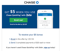 Get $5 When You Use Chase QuickPay With Zelle (Possible YMMV ... Chase Refer A Friend How Referrals Work Tactical Cyber Monday Sale Soldier Systems Daily Coupon Code For Chase Checking Account 2019 Samsonite Coupon Printable 125 Dollars Bank Die Cut Selfmailer Premier Plus Misguided Sale Banking Deals Kobo Discount 10 Off Studio Designs Coupons Promo Best Account Bonuses And Promotions October Faqs About Chases New Sapphire Banking Reserve Silvercar Discount Million Mile Secrets To Maximize Your Ultimate Rewards Points