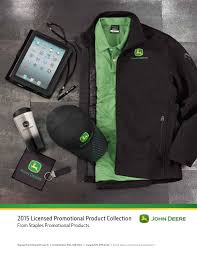 john deere 2015 by staples promotional products issuu