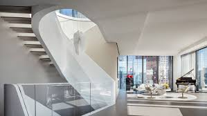 100 Penthouses For Sale In New York 50 Million Penthouse In Zaha Hadids 520 West 28th Revealed
