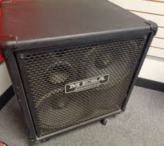 Mesa Boogie Cabinet 2x12 by Used Mesa Boogie Powerhouse 2x12 Bass Speaker Cabinet Other Bass