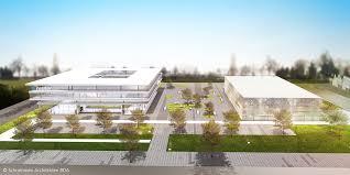 reuter neue zentrale im mönchengladbacher nordpark