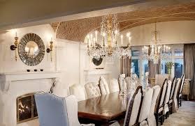 Rustic Elegant Mediterannean Dining Room