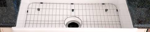 sink grids for kitchen sinks