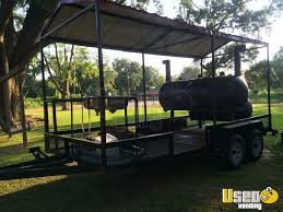 100 Trucks For Sale In Ms Used 25 BBQ Smoker Trailer For In Mississippi Concession Trailer