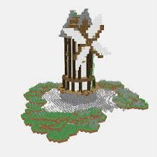 Minecraft Pumpkin Farm Tower by Mineprints View Minecraft Creations Layer By Layer