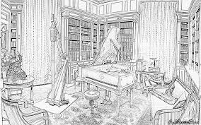 Music Room Coloring Pages