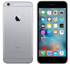 Mobile Phones APPLE iPhone 6S 16GB SPACE GRAY