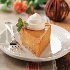 Storing Pumpkin Pie by Cream Cheese Pumpkin Pie Recipe Taste Of Home