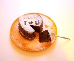 schokoladen herzkuchen rezept