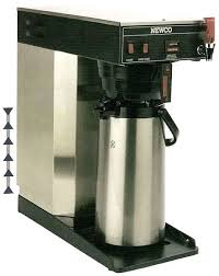 Bunn Industrial Coffee Maker Cleaning Instructions