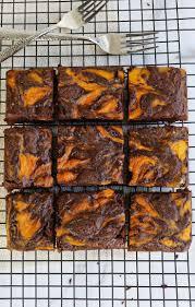 Libbys Marbled Pumpkin Cheesecake Recipe by Best 25 Pumpkin Brownies Ideas On Pinterest 21 Day Fix Recipes
