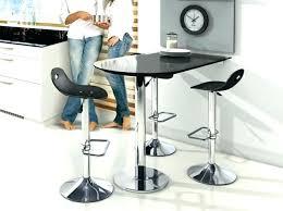 table de cuisine haute avec tabouret table haute avec tabouret pour cuisine table haute pour cuisine