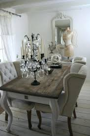 Shabby Chic Dining Room Wall Decor by Dining Table Shabby Chic Dining Room Table Diy Ideas Decor Sets