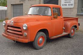 100 Grizzly Trucks Autoliterate 1954 Dodge Truck Robert Goulet