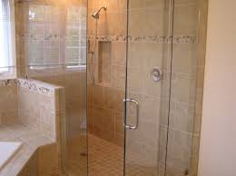 tub shower combo ideas mediumshower in glass area home depot wall