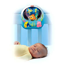 fisher price disney baby finding nemo soothing sea soother bed