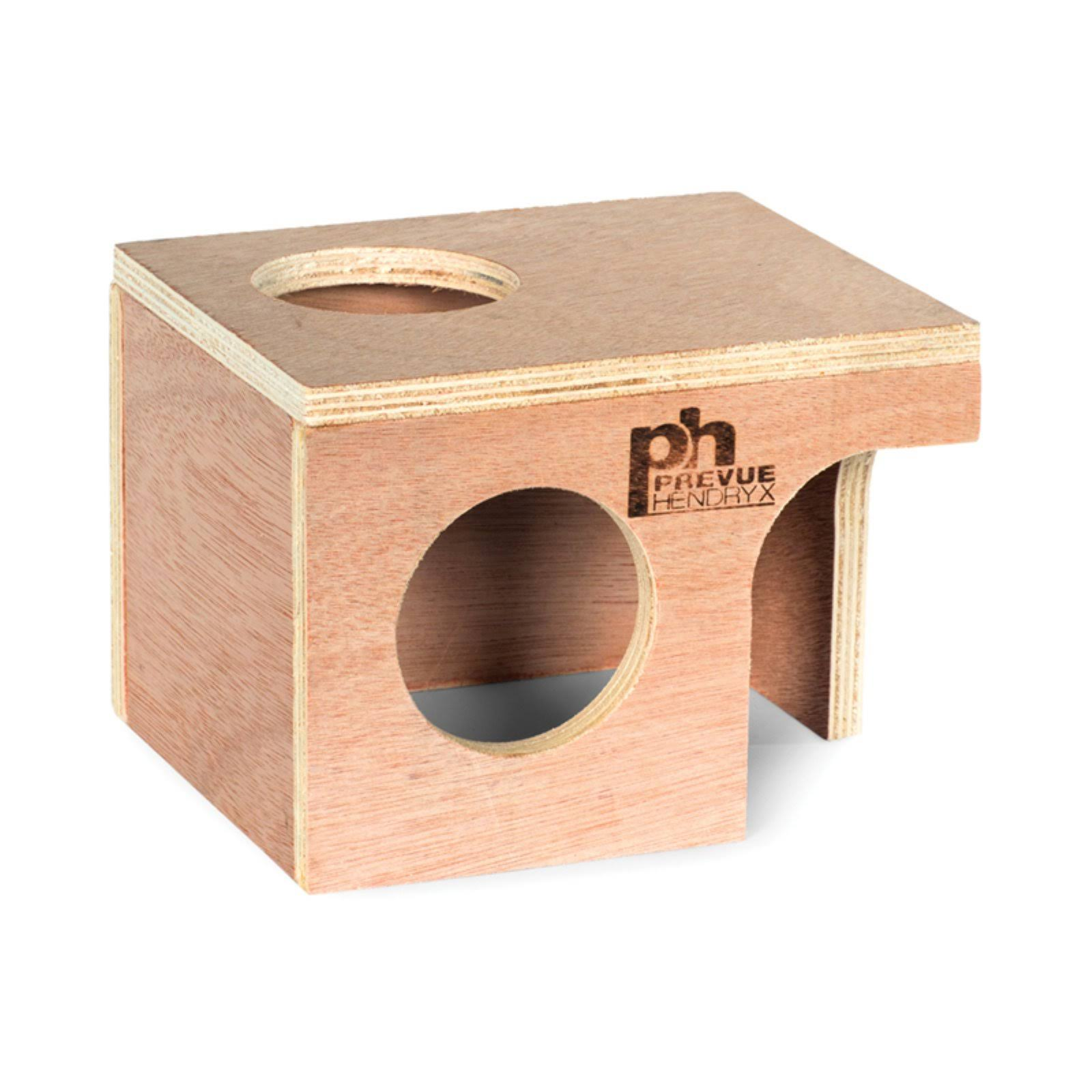 Prevue Pet Products Hamster Wooden Hut
