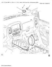 2014 Chevy Silverado Speaker Wiring Diagram - Auto Electrical Wiring ...
