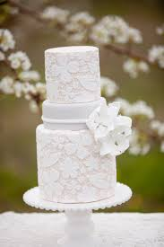 Elegant Black White Wedding Cakes