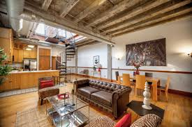 100 11 Wood Loft Airy Industrial Loft In Midtown With Rooftop Deck Asks 339K