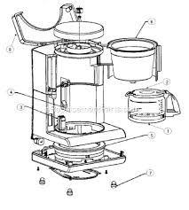 Cuisinart Dcc 2000 Parts Diagram Bunn Heating Element Wiring Tools O
