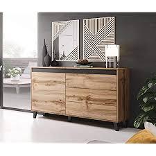 bmf nord sideboard kommode modern wohnzimmer 138 cm breit