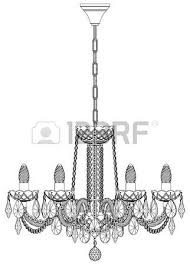 502 Gold Chandelier Stock Vector Illustration And Royalty Free