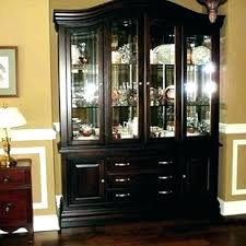 China Cabinet Decor Ideas Hutch Idea Lovely Dining Room For Home Minecraft