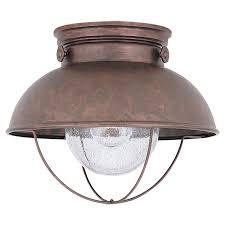 Dusk Till Dawn Outdoor Ceiling Lights • Outdoor Lighting