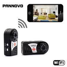 Mini Hidden Camera For Bathroom by Mini Spy Camera Pannovo Wireless Wifi Ip P2p Hidden Amazon Co