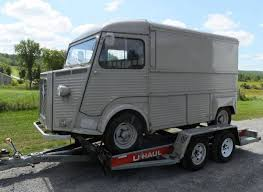 100 U Haul Truck For Sale Hemmings Find Of The Day 1969 Citroen HY Van Hemmings Daily