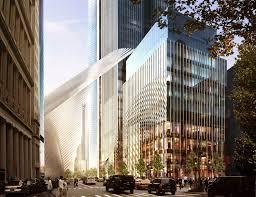 100 Greenwich Street Project 2 World Trade Center Foster Partners