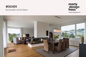individuelles einfamilienhaus escher haus innenräume