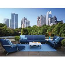 Homecrest Airo2 Modular Outdoor Lounge Set