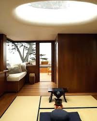 Meditation Room Decor A World Of Zen Serenely Beautiful Rooms Stunning Use Skylight For The Style
