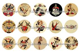 Tattoo Clipart Sailor 2