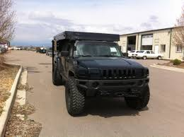 100 Pop Up Truck Camper Hummer Custom S S Accessories And