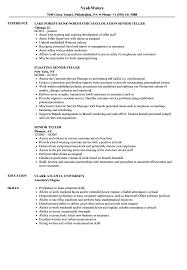 Senior Teller Resume Samples | Velvet Jobs Bank Teller Resume The Complete 2019 Guide With 10 Examples Best Of Lead Examples Ideas Bank Samples Sample Awesome Banking 11 Accomplishments Collection Example 32 Lovely Thelifeuncommonnet 20 Velvet Jobs Free Unique Templates At Allbusinsmplatescom