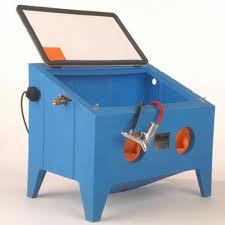 Abrasive Blast Cabinet Vacuum by Skat Blast Other Shop Equipment Ebay