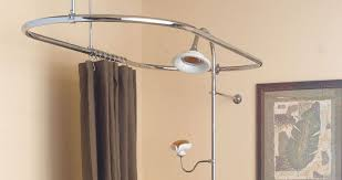Ceiling Mount Curtain Track India by Ceiling Mount Curtain Track Canada Image Result For Oval Shower