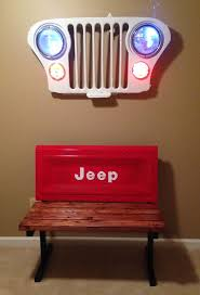 127 Best Tailgate Benches & Auto Repurposed Images On Pinterest ...