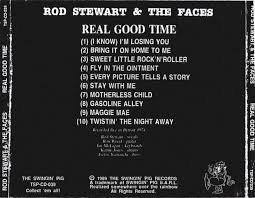 Unholy Reliquary Rod Stewart & The Faces 1974 11 27 Real Good