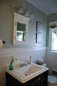 Wainscoting Bathroom Ideas Pictures by Amazing 30 Bathroom Remodels With Beadboard Design Ideas Of