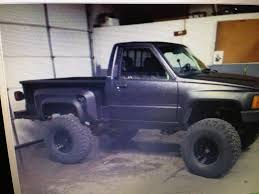 100 Chevy Stepside Truck For Sale Stepside On 1994 Toyota YotaTech Ums
