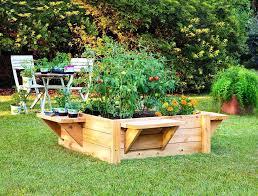 Raised Garden Box Designs Best Pallet Planter Plans