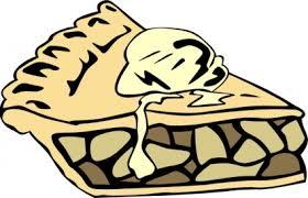 slice of pie clipart
