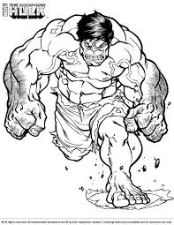 Stunning Inspiration Ideas Red Hulk Coloring Pages 16 Free Printable For Kids In